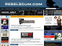 Rebelscum.com: Home Page