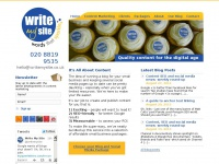 Writemysite.co.uk