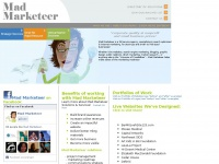 Mad Marketeer - Home Page