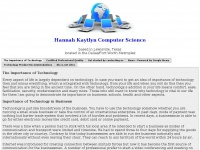 HK-CS.net | Computer Science