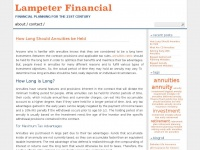 lampeter.org
