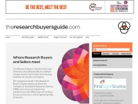 theresearchbuyersguide.com