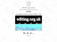 editing.org.uk Thumbnail