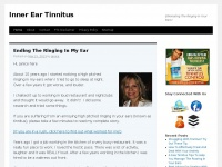 Inner Ear Tinnitus | Eliminating The Ringing In Your Ears!Inner Ear Tinnitus | Eliminating The Ringing In Your Ears!
