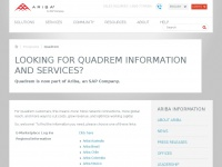 Quadrem.com - Global Supply Chain Management & Procurement Solutions | Quadrem