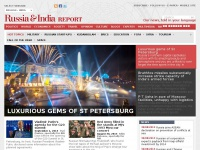 Russia & India Report: Top Stories