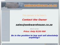 webwarehouse.co.za