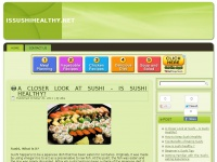 Issushihealthy.net