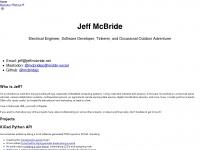 Jeffmcbride.net