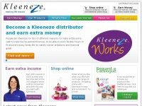kleeneze.co.uk