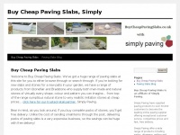 buycheappavingslabs.co.uk Thumbnail