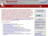 quackwatch.org Thumbnail