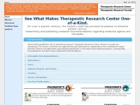 therapeuticresearch.com