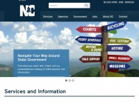 NC.gov: The Official Site of the State of North Carolina