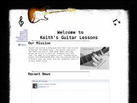 Keithsguitarlessons.net