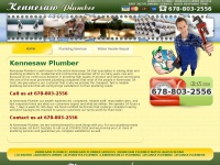 kennesawplumber.net Thumbnail