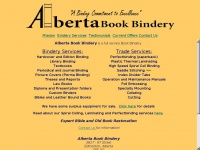 albertabookbindery.com