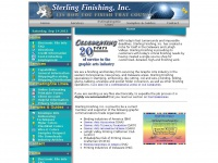 Sterling Finishing, Inc.