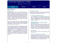 e-businesssystems.co.uk