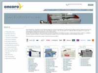 encoremachinery.co.uk