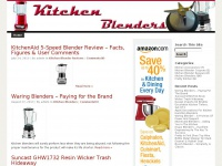 kitchenblenders.net