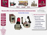Hot Stamping Equipment | Rotary tooling , rotary die maker, embossing die , flexo press tooling, web press tooling , rotary foil stamping , hot stamping die , rotary embossing dies , rotary screen , turn bars , hot stamping foil die""