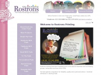 rostronsprinting.co.uk
