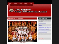 Welcome to Lake Highlands High School Girls Basketball