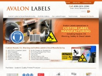 avalonlabels.com