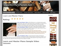 learn2playpianos.net Thumbnail