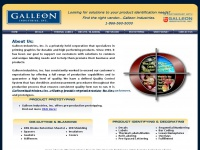 galleonindustries.com