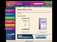 Rejoice Music: Home