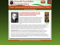 horowitz-foundation.org
