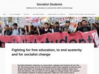 socialiststudents.org.uk Thumbnail