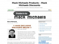 Mackmichaelsproducts.net