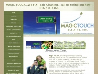 Magictouchcleaning.net