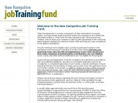 NH Job Training Fund : Welcome to the NH Job Training Fund