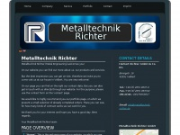metalltechnik-richter.net