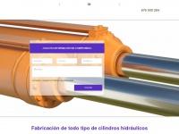 Mgala.net - CILINDROS HIDRAULICOS M.GALA - Inicio