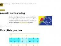 carnaticstudent.org Thumbnail