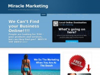 webmiraclemarketing.com
