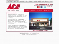 Ace Hardware - Home - Mitchell Hardware, Inc.