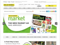 Dollargeneralmkt.com - Welcome to Dollar General Market!