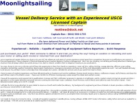 Delivery captain, Powerboat or Sailboat Yacht Delivery Captain, Training Consulting, Vessel Delivery Service, Yacht Delivery