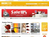 Modern Retail Store Fixtures & Display to Maximize Sales | UDIZINE Store