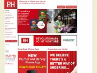 Palmer and Harvey - UK Wholesale Cash and Carry