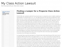 myclassactionlawsuit.net