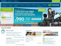 Movistar.cl - Movistar - Telefonía Móvil y Fija, Internet Banda Ancha, 4G LTE, TV Digital.