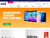 Tele2.lt - Tele2 - Privatiems