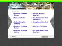 Newyorkdiscountshopping.net